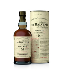 The Balvenie Peat Week 14 Bottle & Tube